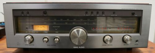 Luxman R-1040 stereo receiver. Lots of positive reviews! Serviced. $795 only!