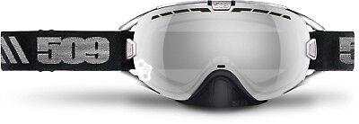 509 Revolver Snow Goggle -Chromium chrome mirror/Yellow tint lens