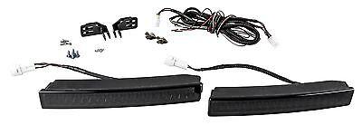 TAGFAHRLICHT BLACK-SLIM 18 x 2 SMD LED R87 mit DIMMFUNKTION für Mercedes