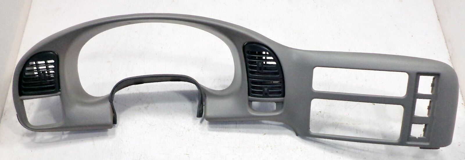 Used Gmc Dash Parts For Sale 93 Safari Fuse Diagrams 1996 2005 Chevy Astro Van Bezel Instrument Panel Gray Grey Nice