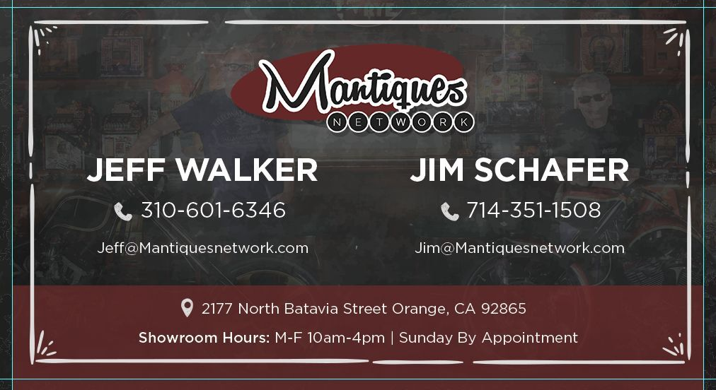 The Mantiques Network