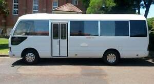 Toyota Coaster bus - very low kilometers Oatlands Parramatta Area Preview