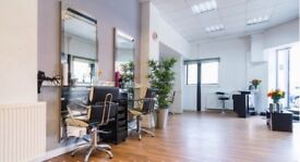 Chair for rent in West End salon