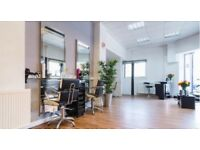 Salon space to rent for hair and beauty