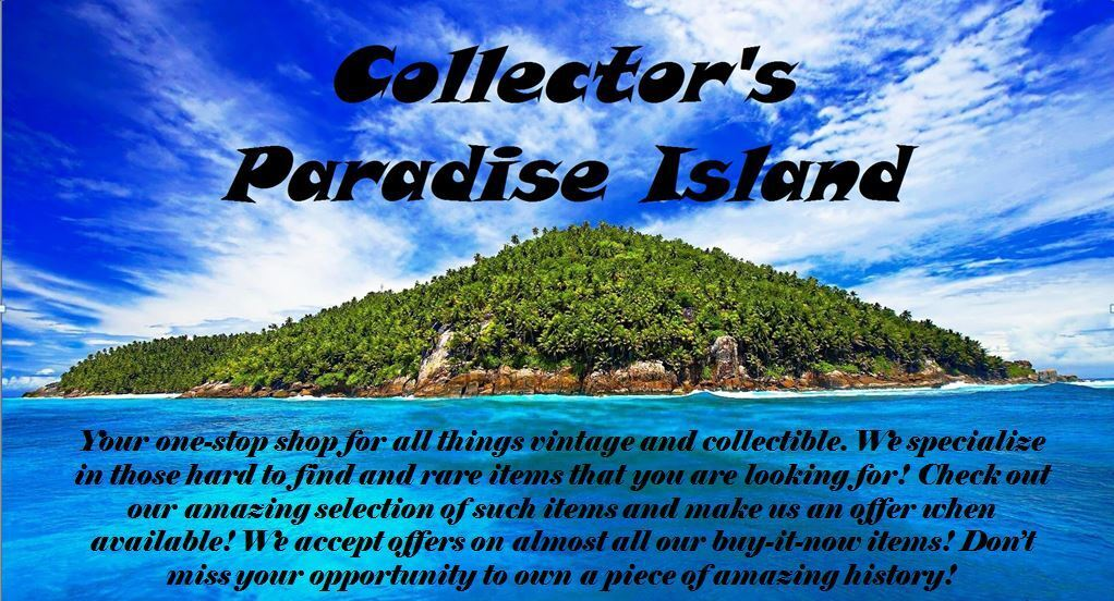 Collector's Paradise Island