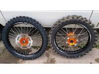 Ktm talon wheels