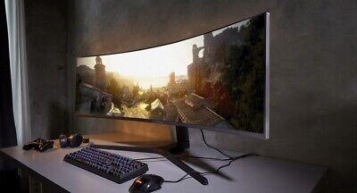 Original XIAOMI Curved Gaming Monitor 34-Inch 21:9 Bring Fish Screen 144Hz High