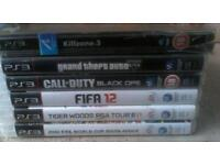 PS3 GAMES BUNDLE!!