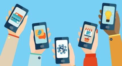 We develop Apps for Startups and Enterprises