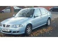 Rover 45 2005 1.4 12 months MOT NEEDS TO GO TODAY