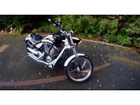 Victory Vegas Jackpot motorbike c/w Stage 1 Upgrade & Private Registration Plate