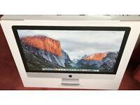 27-inch iMac with Retina 5K display, 1TB Storage Fusion drive