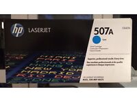 HP Laserjet 507A Toner Cartridge - Cyan