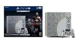 God of war ps4 pro limited edition not Xbox or Nintendo cheap