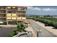 Spread the balance over 15 years - 2 bedroom sea view apartment in Italy