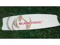 Blankforce kiteboard