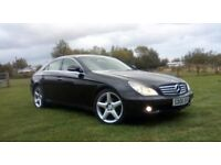 2006. Mercedes CLS 320 cdi . 7 speed