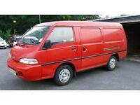 Hyundai H100 Turbo STD LWB Van