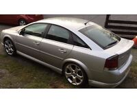 Vauxhall Vectra 1.8 vvt petrol x-pack including 19inch alloys.