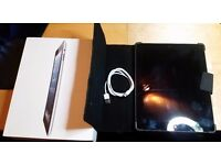 Apple iPad 4th Generation 32GB, Wi-Fi + Cellular (O2), 9.7in - Black