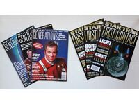 Star Trek Poster Magazines (87 magazines)