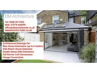House Extension, Loft Conversion and GUARANTEED Local Authority Approvals