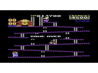 Donkey Kong Cartridge For Atari 800 or CBM64 Wanted