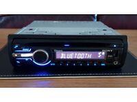 CAR HEAD UNIT SONY XPLOD BT3900U MP3 CD PLAYER WITH BLUETOOTH USB AUX AMPLIFIER AMP STEREO RADIO BT