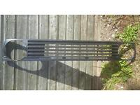 Mk2 golf badgeless front grill