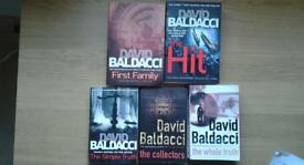 David Baldacci books for sale