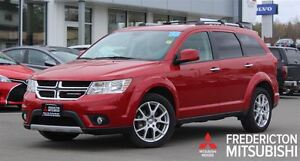 2016 Dodge Journey R/T! AWD! 7-SEATER! HEATED LEATHER!