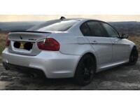 BMW 335d m sport *HPI clear*FSH*low mileage*GOOD SPEC*