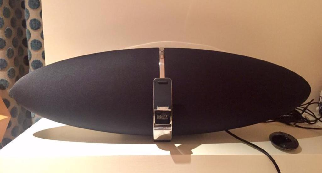 BOWERS & WILKINS ZEPPELIN Hifi Speakers, Excellent Condition