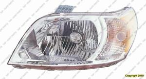 Head Lamp Driver Side High Quality Chevrolet Aveo 5 2010-2011
