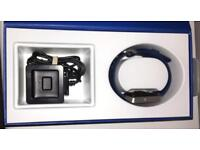 FitBit Blaze - W/Blue Strap - Size L/G