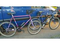 Gents bikes for sale