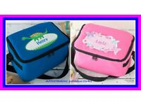 personalised lunch bag (new)