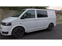 VW TRANSPORTER T5 KOMBI SHUTTLE CAMPER VAN WANTED