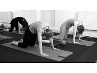 Pilates Classes at Bristol Yoga Space, Park Row - New Term Starts Monday 5th September