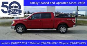 2012 Ford F-150 Lariat 4X4 | Remote Start | Tow Pkg