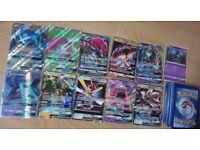 Pokemon GX cards