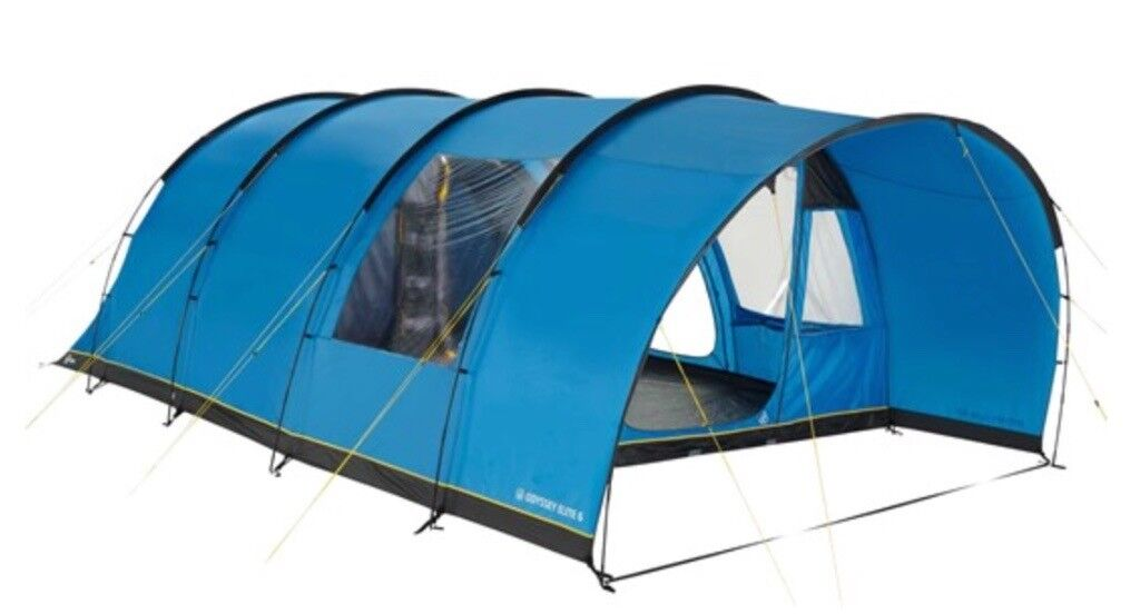6 Man Hi Gear Odyssey Elite Family Tent  sc 1 st  Gumtree & 6 Man Hi Gear Odyssey Elite Family Tent | in Bradford West ...