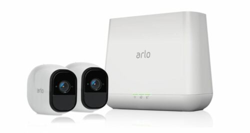 Arlo Pro VMS4230-100NAR, Security System - 2 Wire-Free HD Cameras