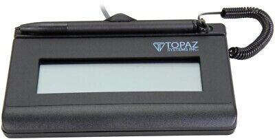 Topaz Systems Siglite T-l460 Usb Electronic Signature Capture Pad T-l460-hsb-r