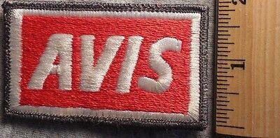 Avis Patch  Rental Cars