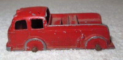 Vintage Diecast TootsieToy Fire Truck / Fire Engine - Original Paint & Wheels