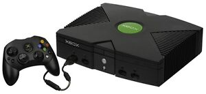LOOKING FOR THE ORIGINAL XBOX