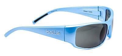 Bolle Sunglasses Children's Kid's Prince Shiny Light Blue TNS 11273 - Mauritius