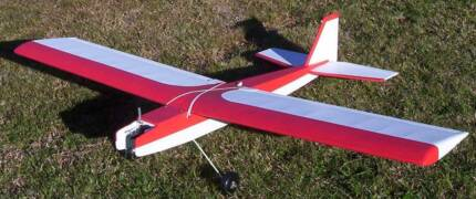 R/C Airplane 40-size