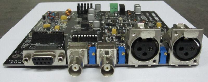 Tugicom TX190 - 1W STEREO VHF FM EXCITER TRANSMITTER WITH RDS ENCODER